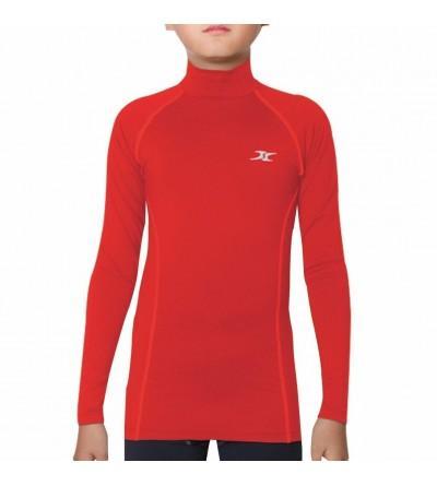 Thermal Underwear Turtleneck Shirts Compression