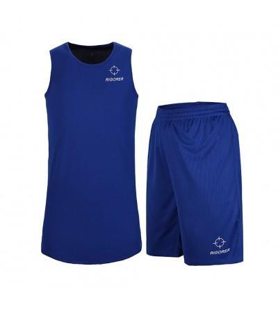 RIGORER Reversible Basketball Uniforms Training