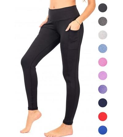 DEAR SPARKLE Workout Pockets Leggings