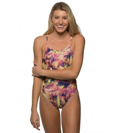 JOLYN Limited Fixed Back One Piece Swimsuit