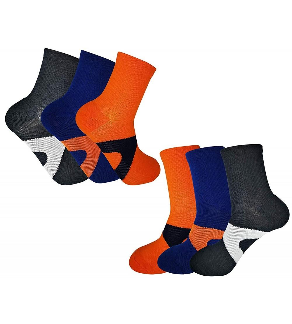 Athletic Cotton Cushion Compression Support