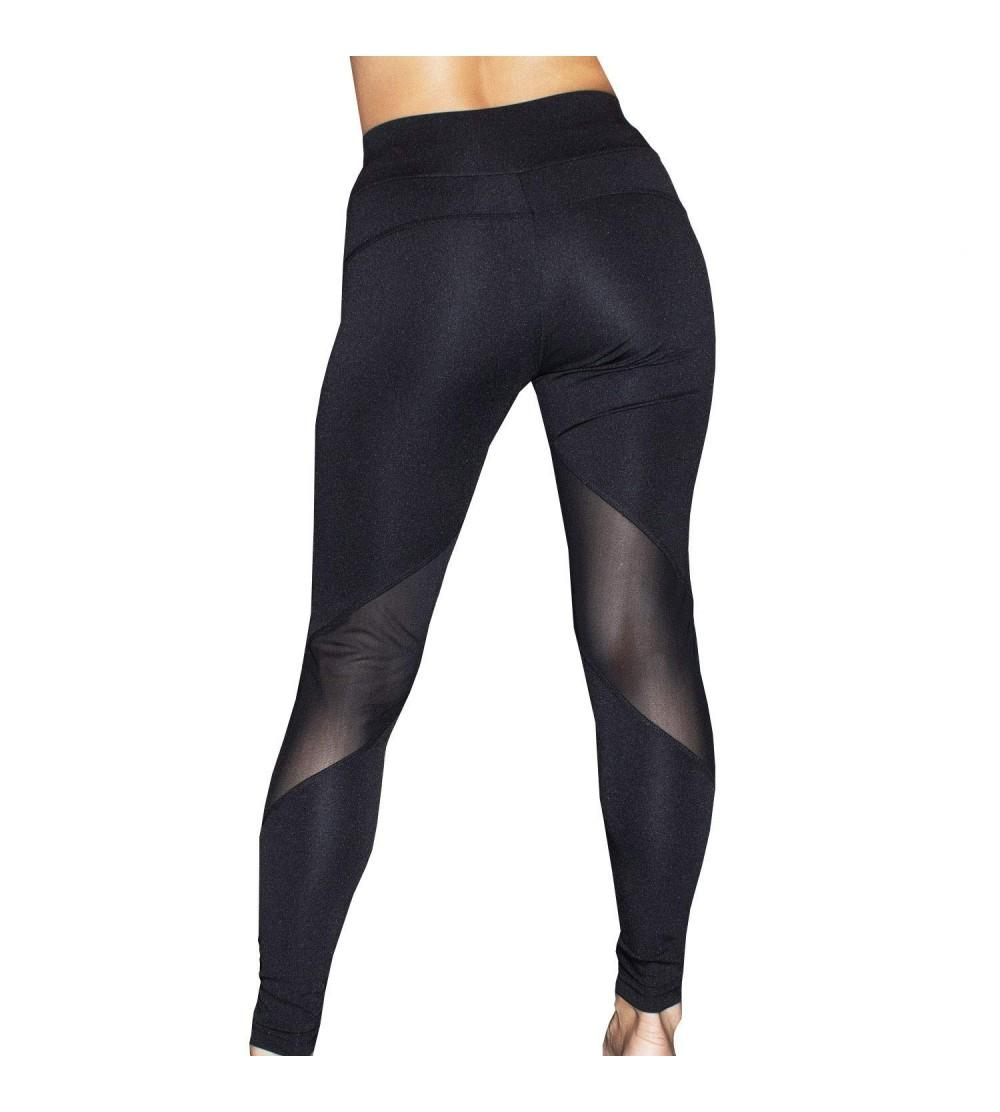 Runner Island Compression Control Leggings