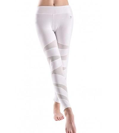 Asherbaby Womens Stretchy Workout Leggings
