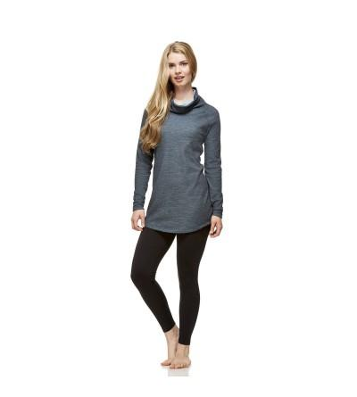 Hottotties Womens Thermal Wool Turtleneck