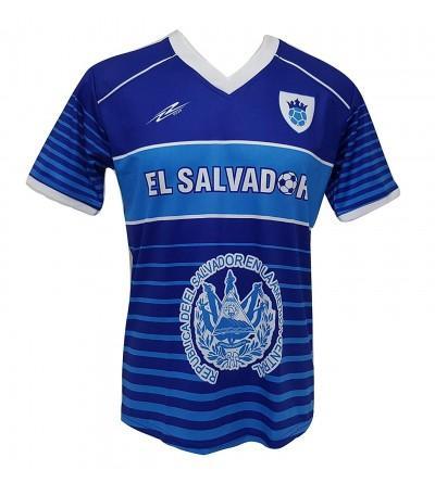 Salvador Futbol Soccer Jersey Exclusive