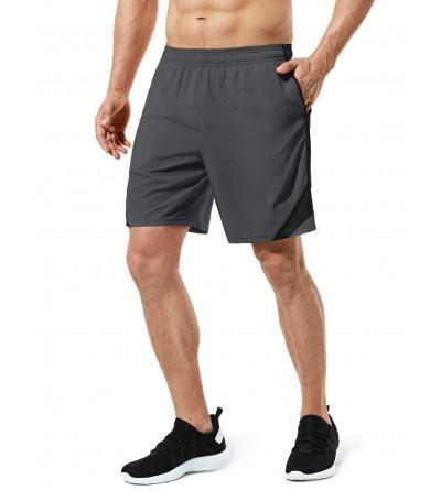 TSLA Running Jogging Quick Dry Pockets