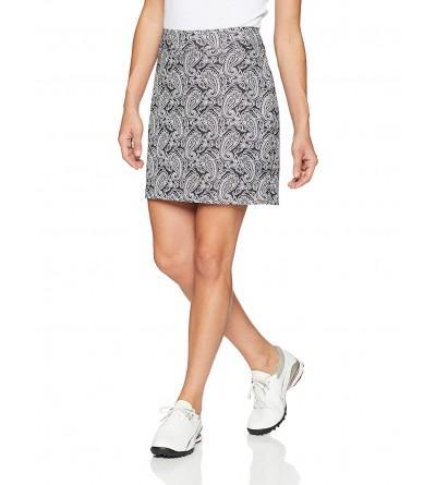 Greg Norman Womens Paisley Skirts