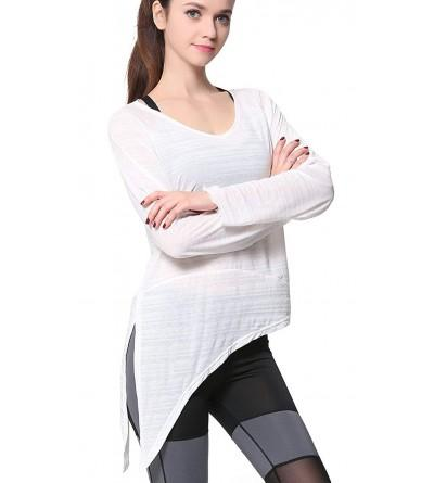 Campeak Workout Breathable Exercise Blouses