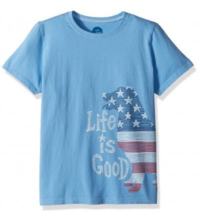 Life Good Crusher Flag Little