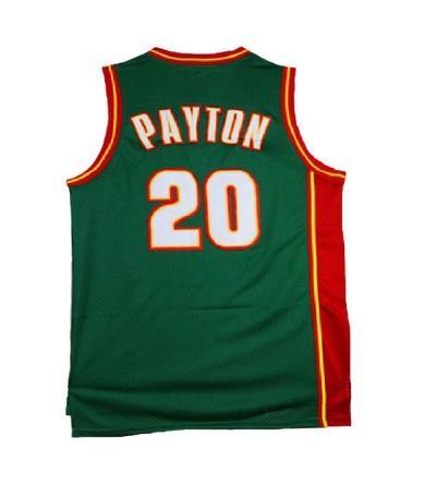 Haeyev Payton Jersey Athletics Basketball