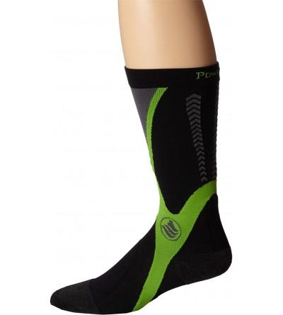 Powerstep Recovery Compression Socks Black