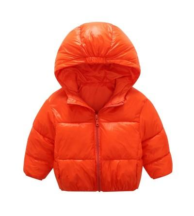 Hooded Jacket Winter Quilted Zipper
