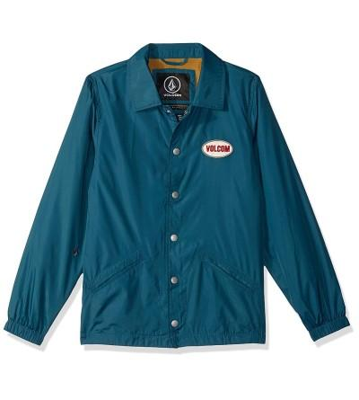 Volcom Boys Brews Coach Jacket
