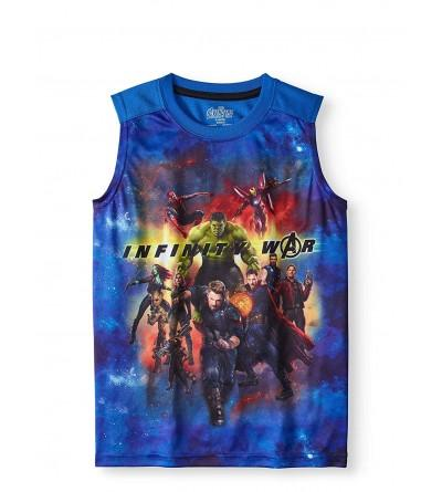 Fashion Avengers Infinity Muscle T Shirt