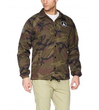 ULT A17APH01 Mens Camo Jacket