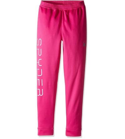 Spyder Girls Varcity Fleece Pants