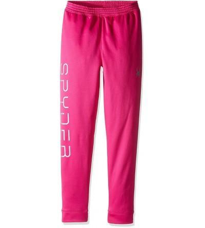 Spyder Girls Varcity Fleece Pants