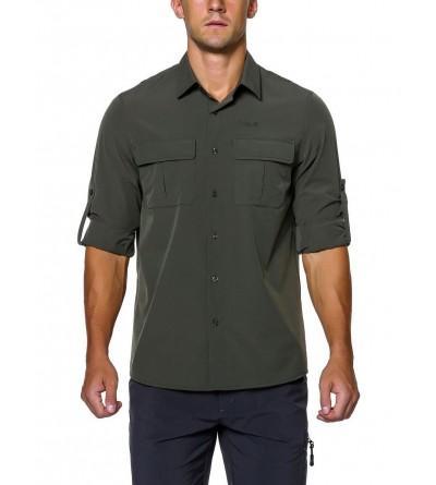 Latest Men's Outdoor Recreation Shirts On Sale