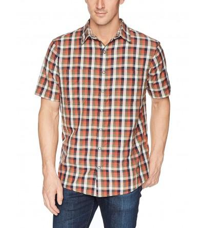 Ecoths Brayden Short Sleeve Shirt