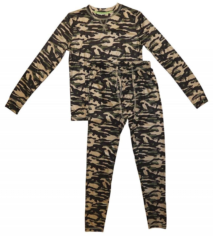 Al Ema Fleece Thermal Pajama
