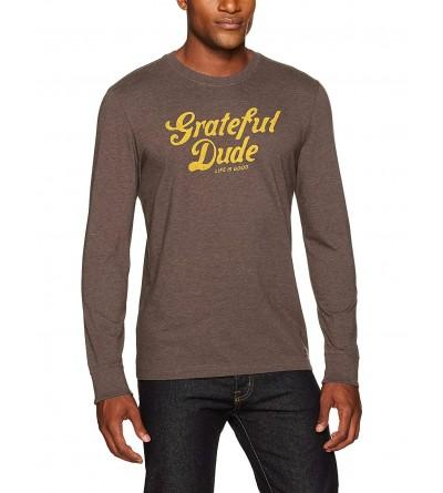 Life Good Crusher Grateful T Shirt