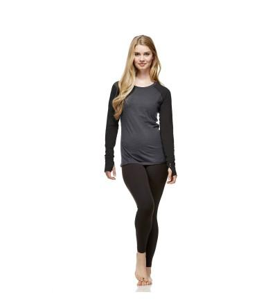 Hottotties Womens Thermal Shirt Top
