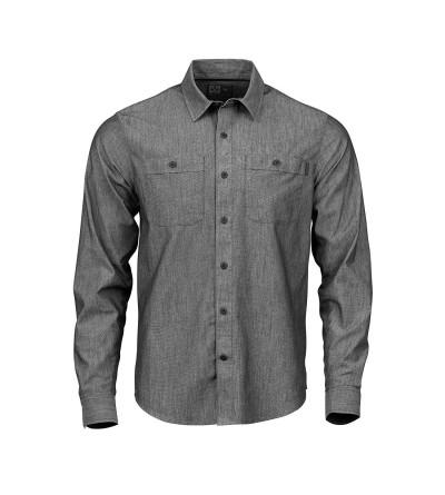 Magpul Button up Weekender Chambray Charcoal