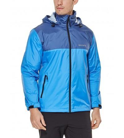 Baleaf Waterproof Front Zip Raincoats Hideaway