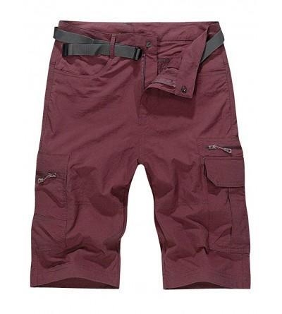 Outdoor Water Resistant Quick Cargo Shorts