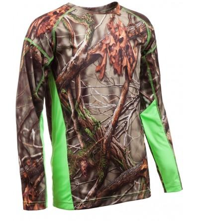 Huntworth Boys Long Sleeve Shirt