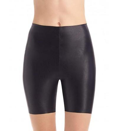 commando Leather Shorts Perfect Control