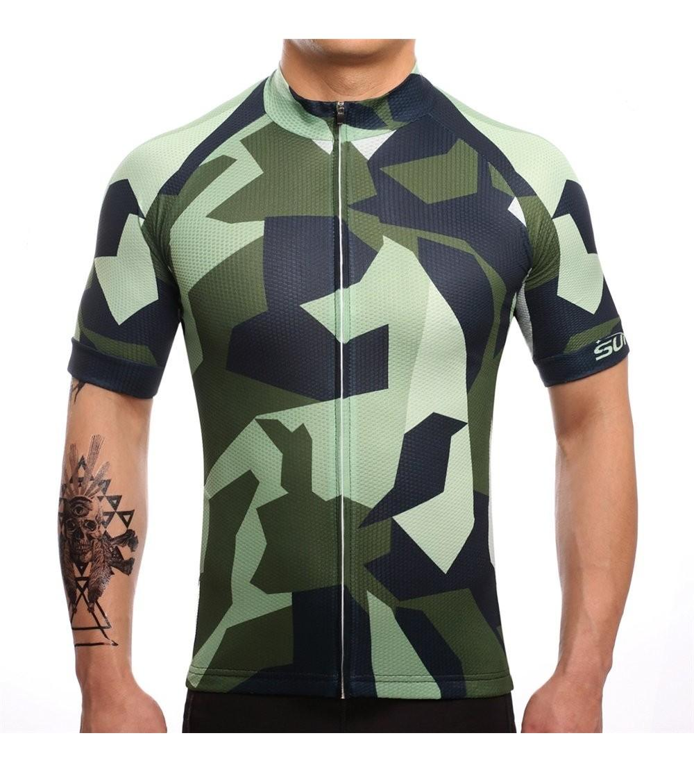 SUREA Cycling Clothes Breathable Clothing