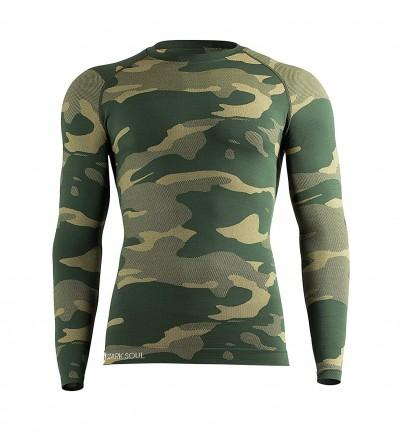 STARK SOUL Camouflage Functional Breathable