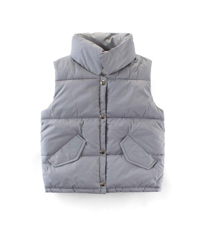 Mallimoda Lightweight Puffer Jacket Waistcoat