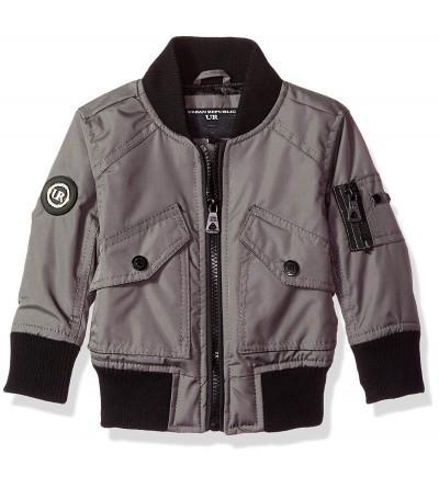 Urban Republic Ballistic Bomber Jacket