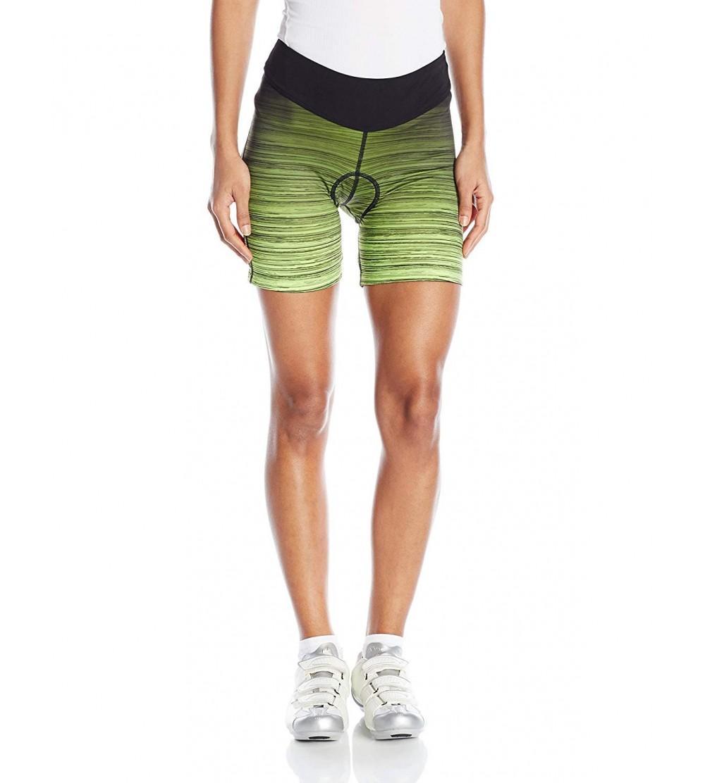 Canari Womens Heather Mini Shorts