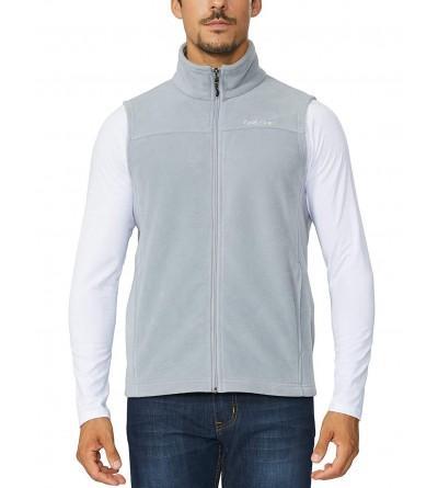 Baleaf Fleece Sleeveless Zippered Pockets