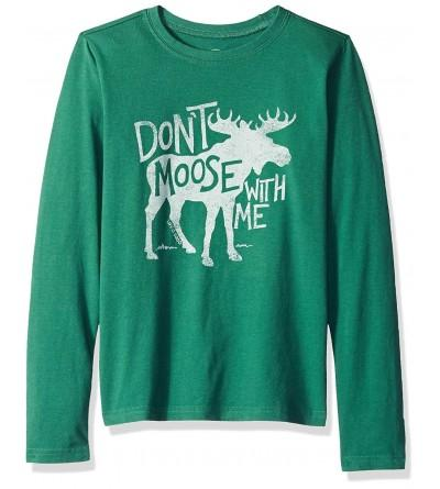 Life Good Crusher Longsleeve Moose