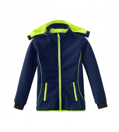M2C Hooded Fleece Waterproof Windproof