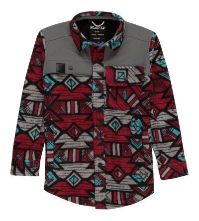 KAVU Adult Banks Fleece Jacket