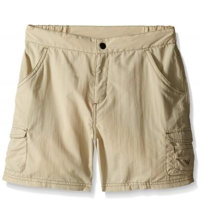 White Sierra Junior Crystal Shorts