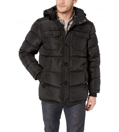 Rocawear O_R522H Mens Bubble Jacket