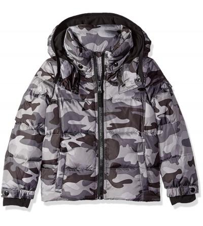S13 Boys Downhill Puffer Detachable