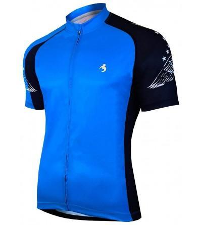 MUTEKI Mens Wings Cycling Jersey