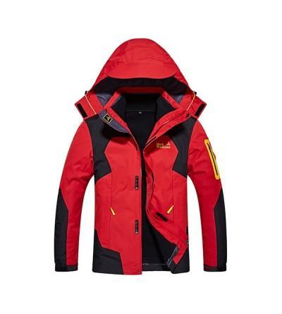 Chusanhi Windproof Jackets Waterproof Breathable