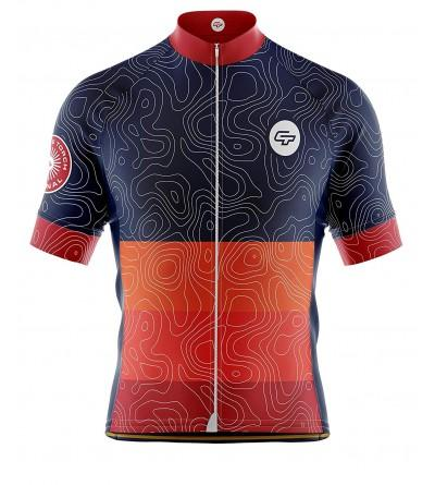 Cycle Torch Sleeve Cycling Jersey