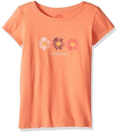 Life Good Daisies Frscrl T Shirt