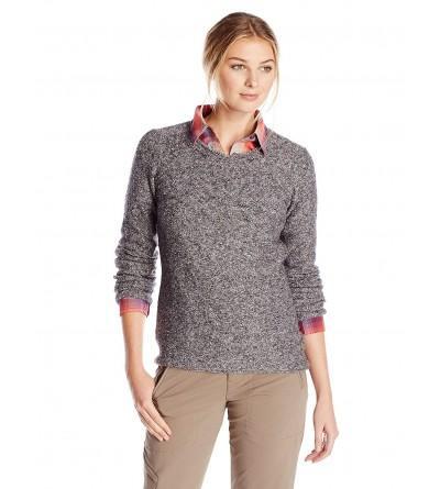 White Sierra Womens Shooting Sweater
