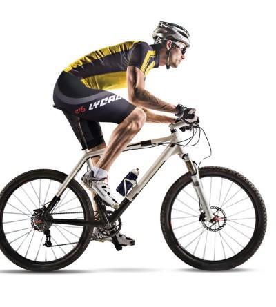 LYCAON Cycling Shorts Padded Riding