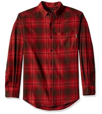 Wolverine Hammond Sleeve Flannel Shirt